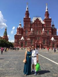 Na návštěvě Ruska