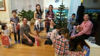 Vánoce v rodině