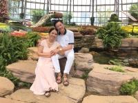 Dovolená s manželkou ve Vietnamu