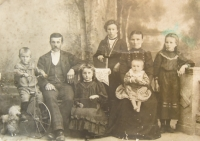 Z rodinného archivu Hofmanových
