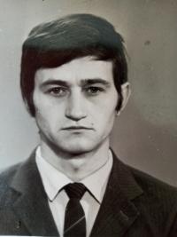 Druhý syn Marije Dmytrivny Vološyny, který žije v Rusku