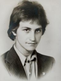 První syn Marije Dmytrivny Vološyny