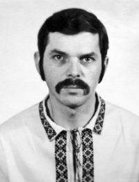 Myroslav Marynovyč v sedmdesátých letech
