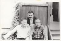 Zorjan Popadjuk, Myroslav Marynovyč, Oleksyj Smyrnov