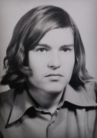 Lumír Aschenbrenner v roce 1976