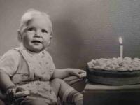 První narozeniny Lumíra Aschenbrennera