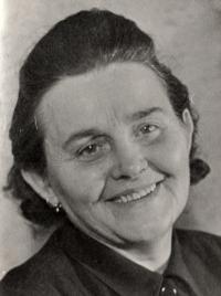 Matka Kristýna Vašáková