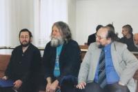 V roce 2003 u soudu s Miroslavem Skalickým (Skalákem) a Františkem Stárkem (Čunasem)
