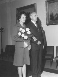 Svatba Oldřicha a Lidušky Vašákových