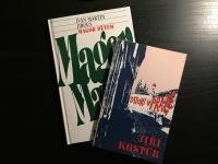 Karel Havelka týmu PNS věnoval tyto dvě knihy, které napsali jeho přátelé z undergroundu: Ivan Martin Jirous a Jiří Kostúr.