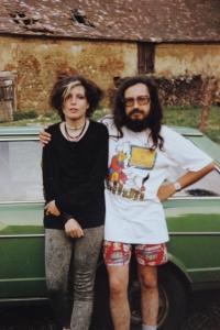 V 80. letech s dcerou svého kamaráda