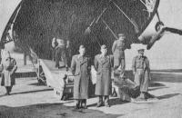 Československá mírová mise v Koreji v roce 1953
