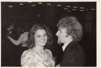 Na plese, 1970
