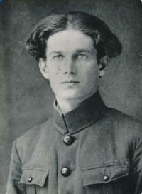 Maxim Akimovič Bělanský, originally Beljanskij, at the time when he lived in Russia