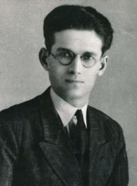 Ing. Maxim Akimovič Bělanský, originally Beljanskij, in Československu