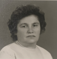 Cecília nee Šurmanová, wife of Vincent Hollý
