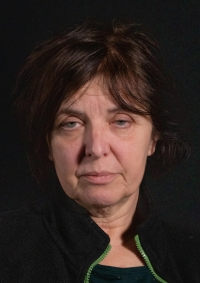 Anna Hradilková v roce 2020