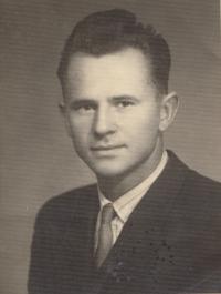 Karol Bartek počas vysokej školy (1947-1951)