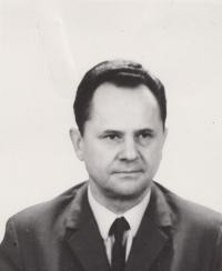 Karol Bartek v roku 1976
