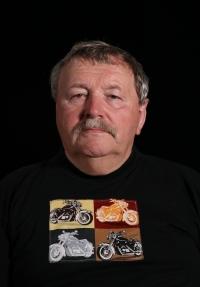 Otakar Braun v roce 2020 (portrét)