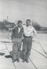 Nikolaj Bělanský narukoval roku 1967 k technickému praporu