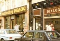Knihkupectví Dialog v 80. letech