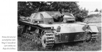 German mobile assault gun Stug G used to attack the Rajecka valley