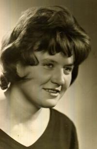 Jarmila Ondrášková, 1961