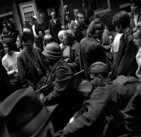 Hana Hamplová v pražských ulicích fotografovala události 21. srpna 1968.