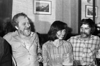 Oslava narozenin Josefa Hampla (1982)