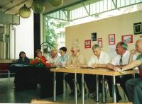 2003 sympozium ve Virovitici o hudebníkovi Janu Vlašimském
