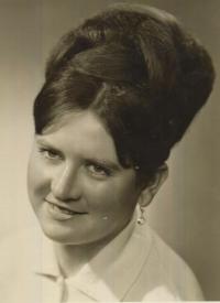 Jarmila Ondrášková, 1964