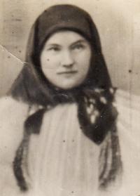 Babička Františka Kremlová