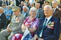 Tichomír Mirkovič s manželskou a generálem Masopustem