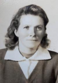 Helena Divoká (cca 1974)