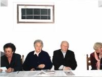 Křest knihy Josefa Matuška v roce 2004