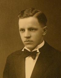 Karel Exner, 1939