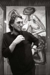 Jaroslav Krbůšek v Galerii Opatov