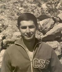 Národný reprezentant 1966-68