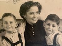 S mamou a bratom Petrom