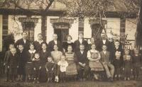 Rodina Jindřicha Káni v Petřvaldu
