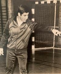 Trénerom v Izraeli
