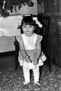 Dcera Diana, 1980