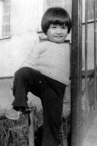 Dcera Diana, 1982