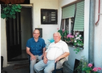 V roce 2009 s dr. Jaromírem Lindou, bohemistou na Filologické fakultě v Bělehradě