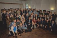 Slavnostní setkání ke 100. výročí vyhlášení samostatné ČSR a 74. výročí vzniku partyzánské brigády Jana Žižky, Vsetín, 15. 9. 2018