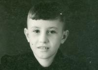 Vladimír v dětství