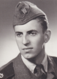 Václav Hora na vojně, 1958-1959