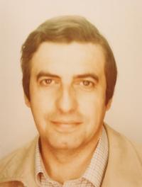 Václav Hora v roce 1988