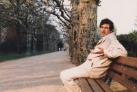 Václav Hora, Frankfurt, 1985